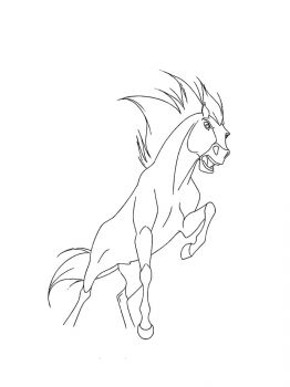 Spirit-Riding-coloring-pages-9