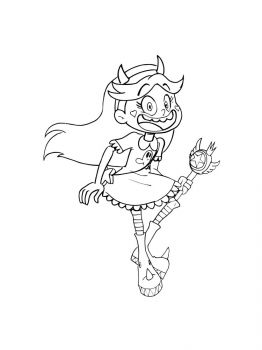Star-vs-the-Forces-of-Evil-coloring-pages-10