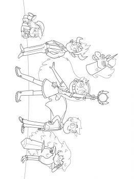 Star-vs-the-Forces-of-Evil-coloring-pages-28