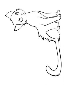 Warrior-cat-coloring-pages-18