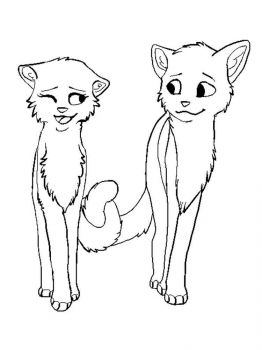 Warrior-cat-coloring-pages-5