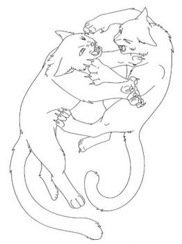Warrior-cat-coloring-pages-7