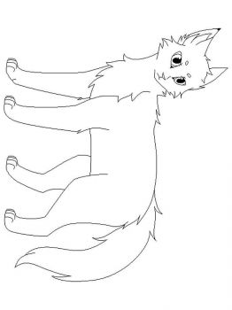 Warrior-cat-coloring-pages-9