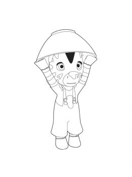 Zou-coloring-pages-8