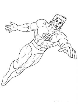 captain-planet-coloring-pages-7