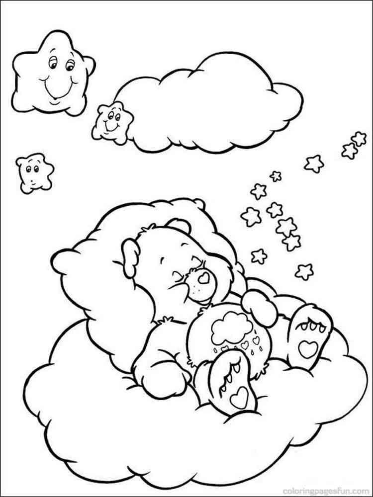 ausmalbilder pflege bären  malvorlagen kostenlos zum