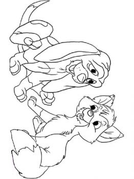 fox-and-the-hound-coloring-pages-12