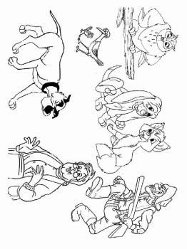 fox-and-the-hound-coloring-pages-5