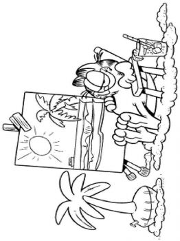 garfield-coloring-pages-25