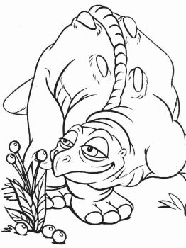 land-before-time-coloring-pages-22