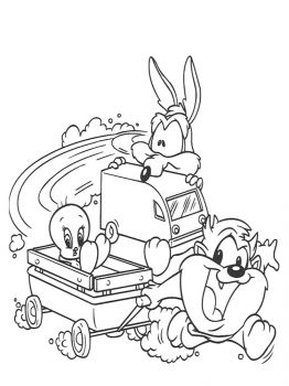 looney-tunes-coloring-pages-13