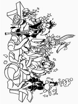 looney-tunes-coloring-pages-43