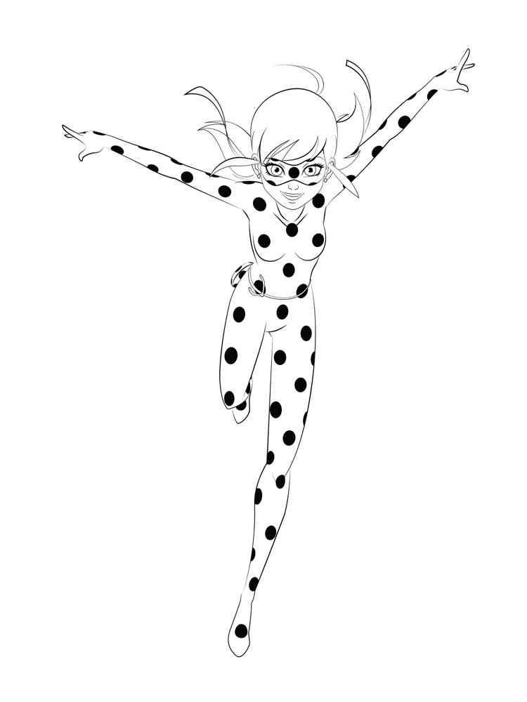 ausmalbilder ladybug und cat noir  malvorlagen kostenlos