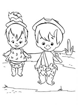 pebbles-and-bamm-bamm-coloring-pages-8