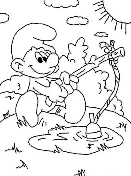 the-smurfs-coloring-pages-1