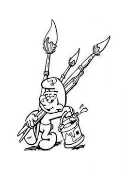 the-smurfs-coloring-pages-4