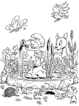 the-smurfs-coloring-pages-6
