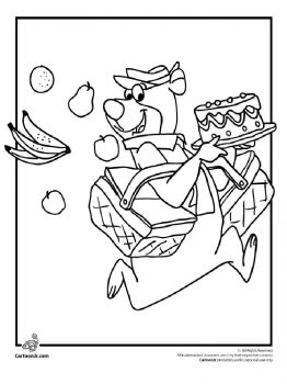 yogi-bear-coloring-pages-1