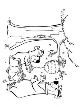 yogi-bear-coloring-pages-14