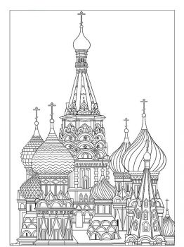Moscow-coloring-pages-1