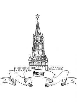 Moscow-coloring-pages-2