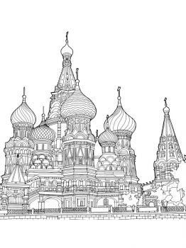 Moscow-coloring-pages-9