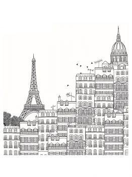 Paris-coloring-pages-5