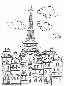 Paris-coloring-pages-7