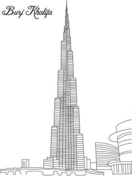 dubai-coloring-pages-2