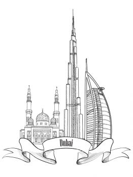 dubai-coloring-pages-5