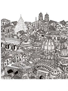 rome-coloring-pages-2