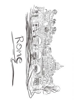 rome-coloring-pages-3