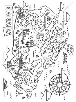 Canada-coloring-pages-1