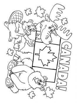 Canada-coloring-pages-2