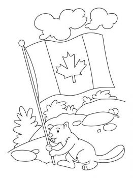 Canada-coloring-pages-5