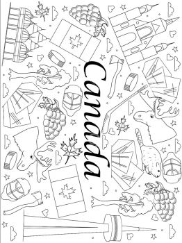 Canada-coloring-pages-9
