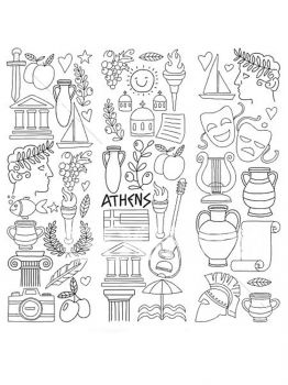 Greece-coloring-pages-4