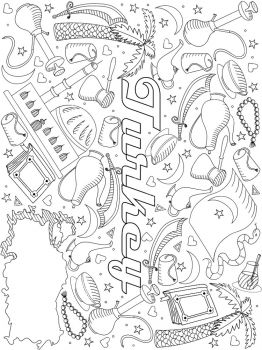 Turkey-coloring-pages-3