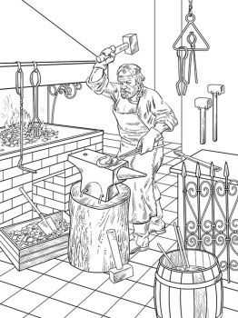 blacksmith-coloring-pages-2