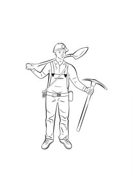 miner-coloring-pages-8