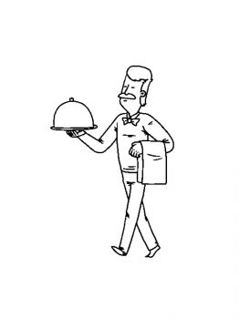 waiter-coloring-pages-9