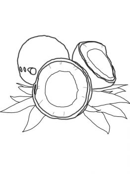 Coconut-fruits-coloring-pages-5