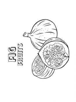Figs-fruits-coloring-pages-9
