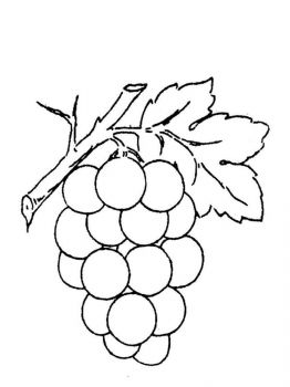 Grapes-fruits-coloring-pages-10