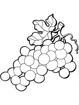 Grapes-fruits-coloring-pages-15