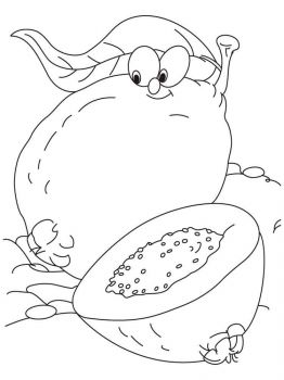 Guavas-fruits-coloring-pages-8