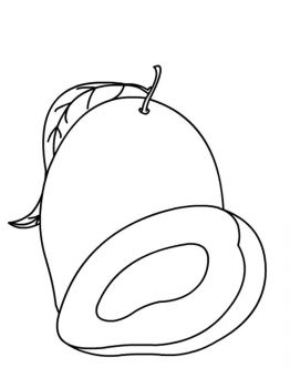 Mango-fruits-coloring-pages-4
