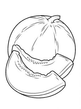 Melon-fruits-coloring-pages-6