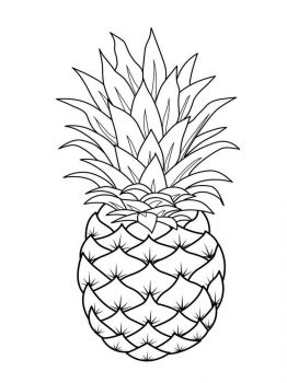 Pineapple-fruits-coloring-pages-1