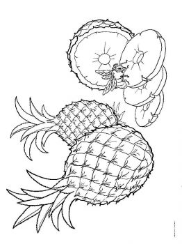 Pineapple-fruits-coloring-pages-2